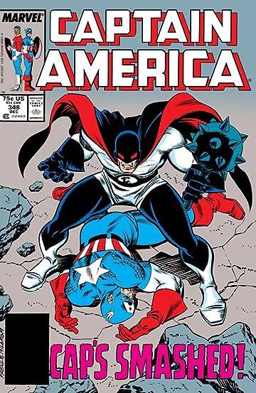 Captain America (1968-1996) #348