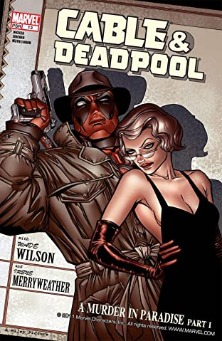 Cable & Deadpool No.13