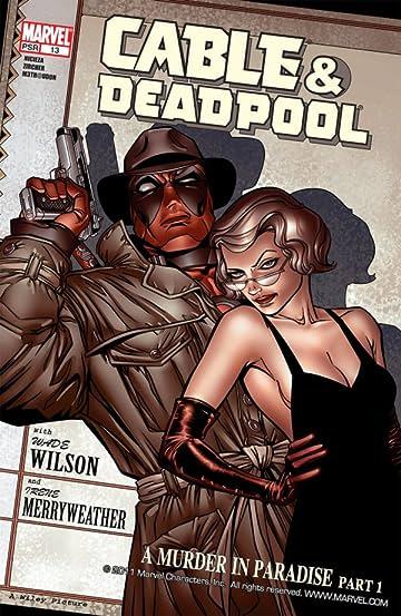 Cable & Deadpool No.13