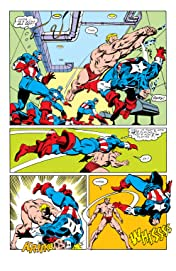 Captain America (1968-1996) #350