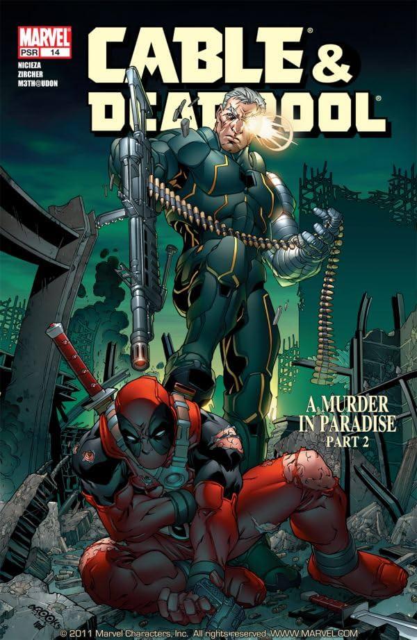 Cable & Deadpool No.14
