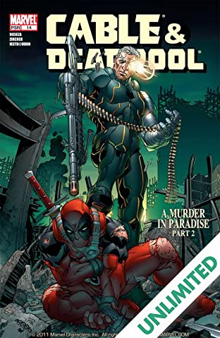 Cable & Deadpool #14