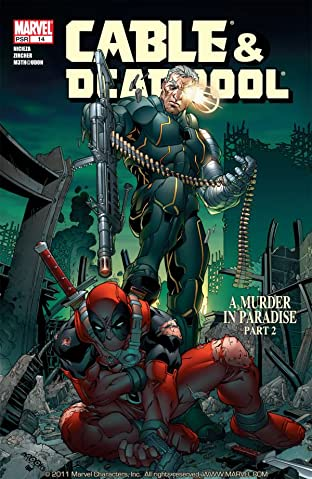 Cable & Deadpool No.14