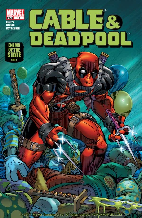 Cable & Deadpool #15
