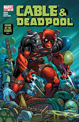 Cable & Deadpool No.15
