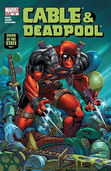 Cable & Deadpool #15