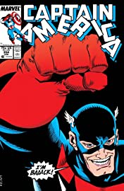 Captain America (1968-1996) #354