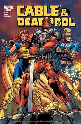 Cable & Deadpool No.16