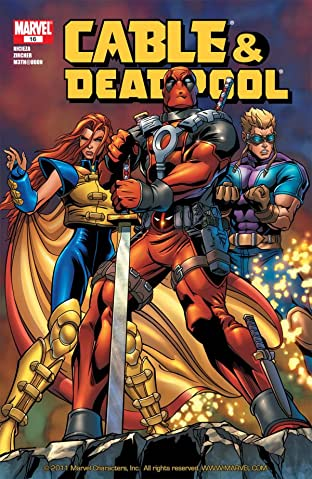 Cable & Deadpool No.16