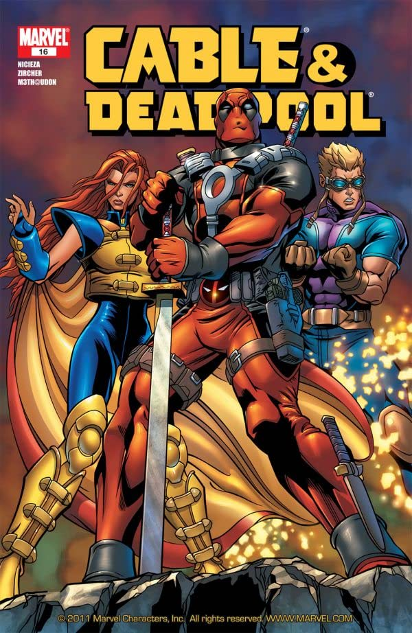 Cable & Deadpool #16