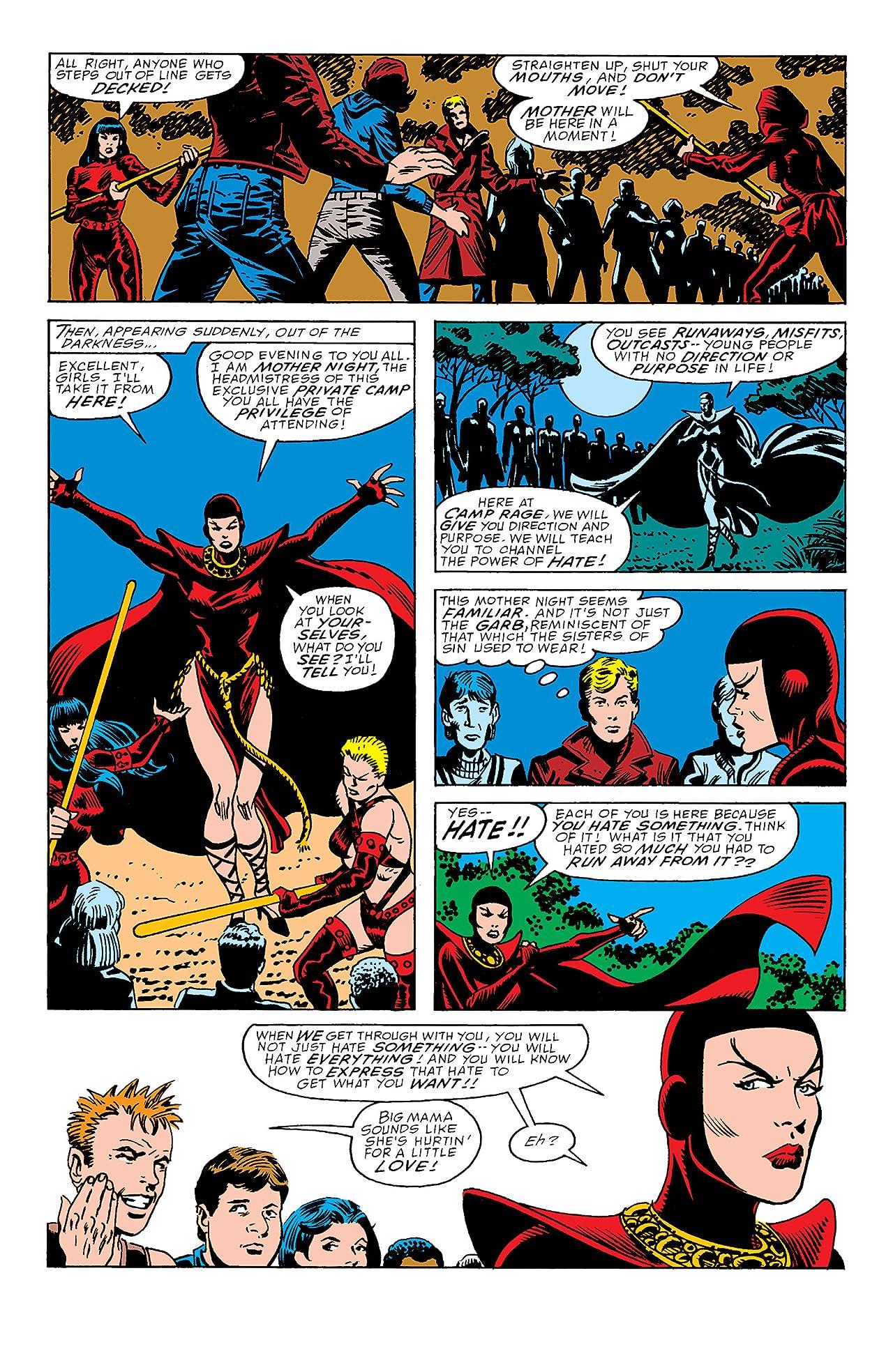 Captain America (1968-1996) #356