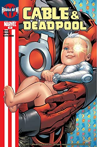 Cable & Deadpool No.17