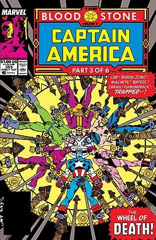 Captain America (1968-1996) #359