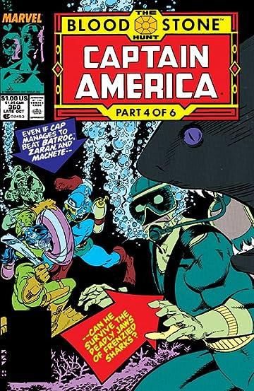 Captain America (1968-1996) #360