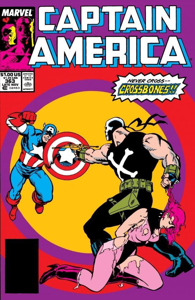 Captain America (1968-1996) #363