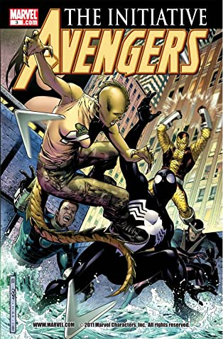 Avengers: The Initiative #3