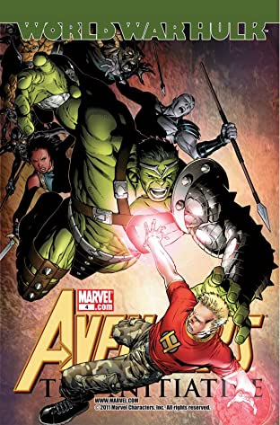 Avengers: The Initiative No.4