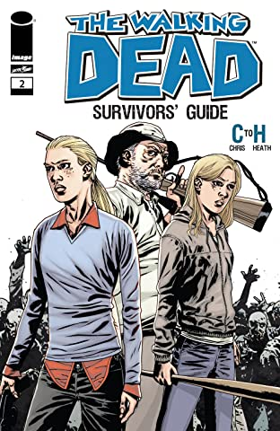 The Walking Dead Survivors' Guide No.2 (sur 4)