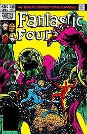 Fantastic Four (1961-1998) #256