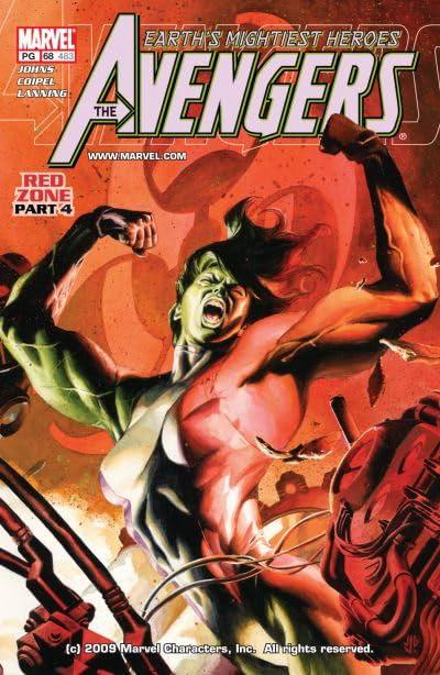 Avengers (1998-2004) #68