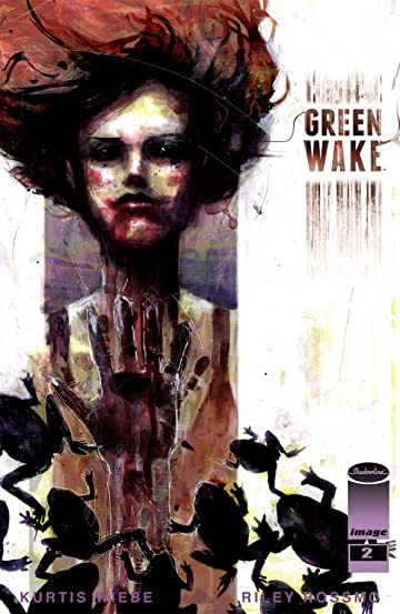 Green Wake #2