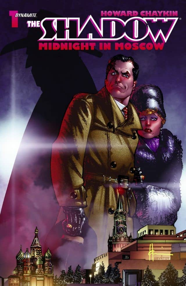 The Shadow: Midnight in Moscow #1 (of 6)