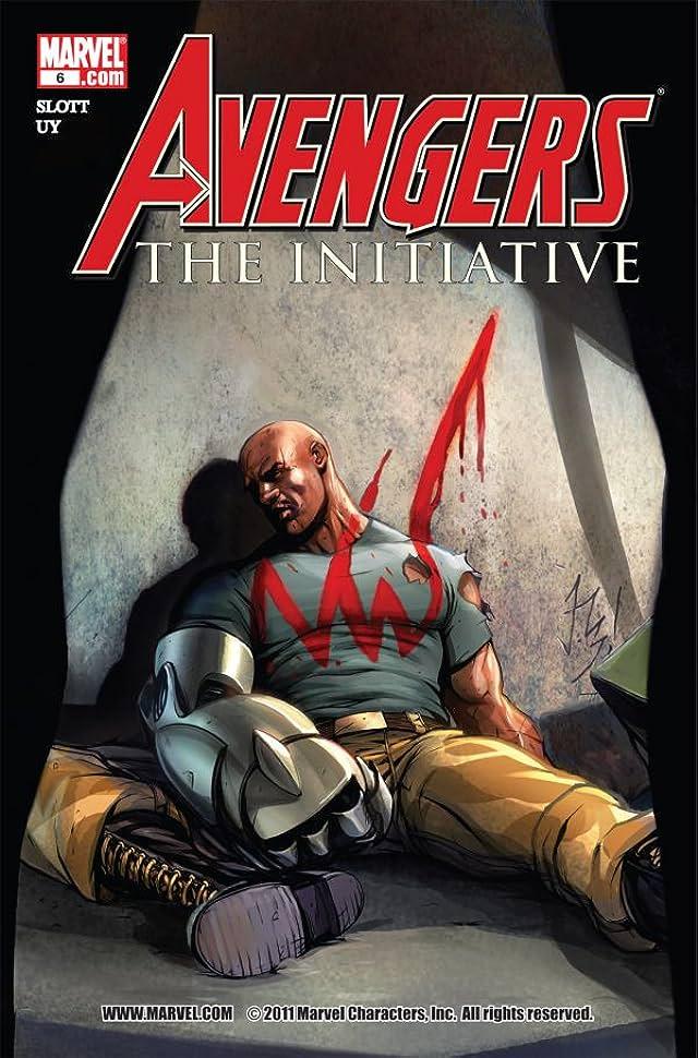 Avengers: The Initiative #6