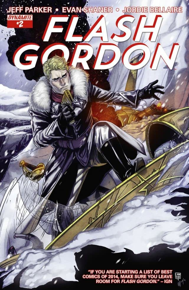 Flash Gordon #2: Digital Exclusive Edition