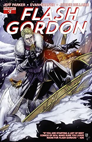 Flash Gordon #2: Digital Exclusive Edition