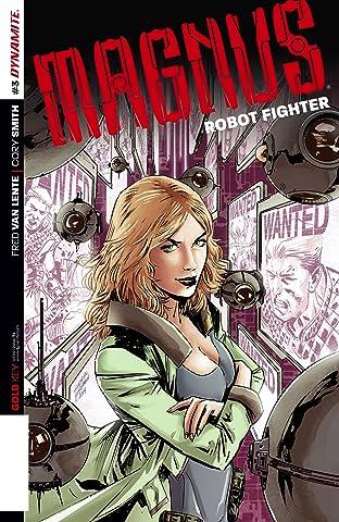 Magnus: Robot Fighter #3: Digital Exclusive Edition