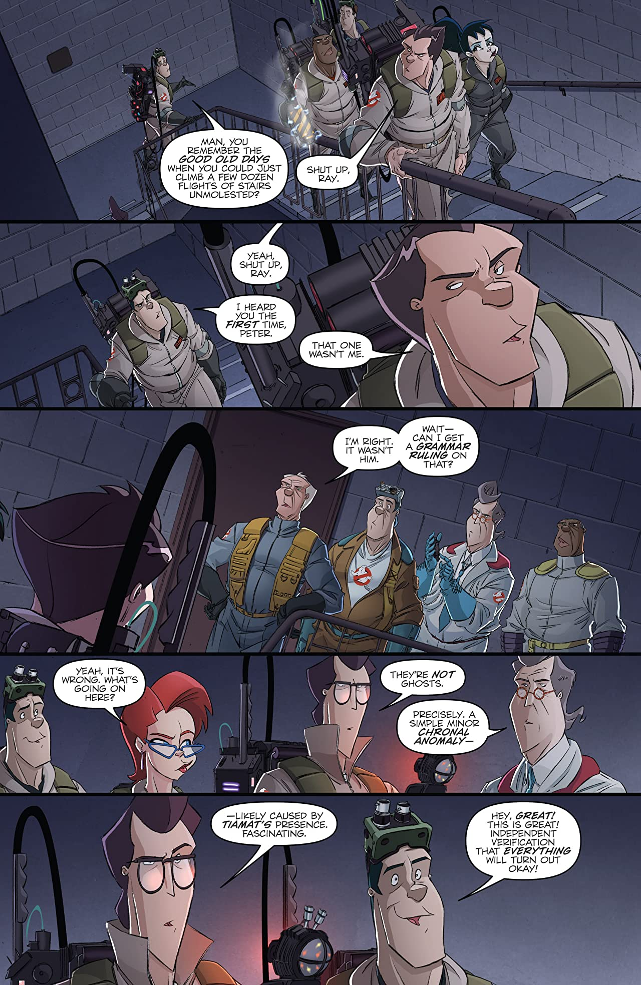 Ghostbusters (2013-2014) #16
