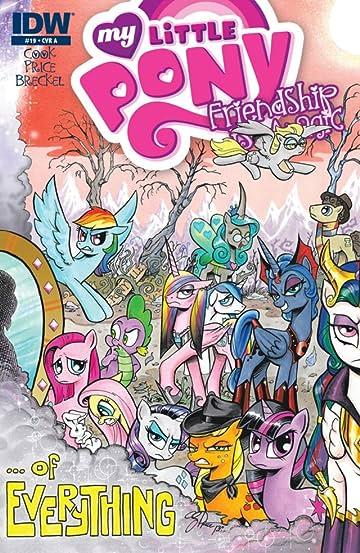 My Little Pony: Friendship Is Magic #19