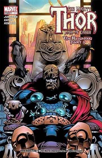 Thor (1998-2004) #71