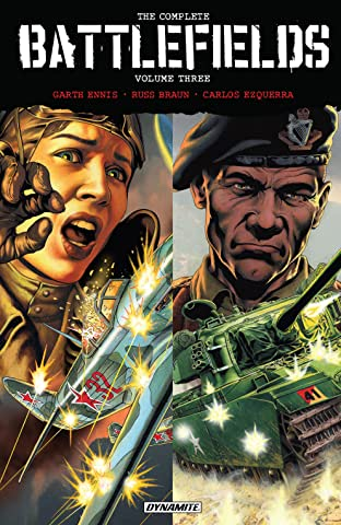 Garth Ennis' The Complete Battlefields Tome 3