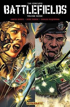 Garth Ennis' The Complete Battlefields Tome 3