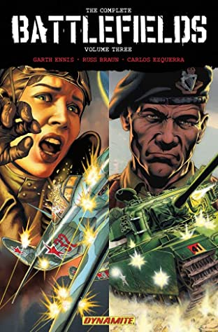 Garth Ennis' The Complete Battlefields Vol. 3
