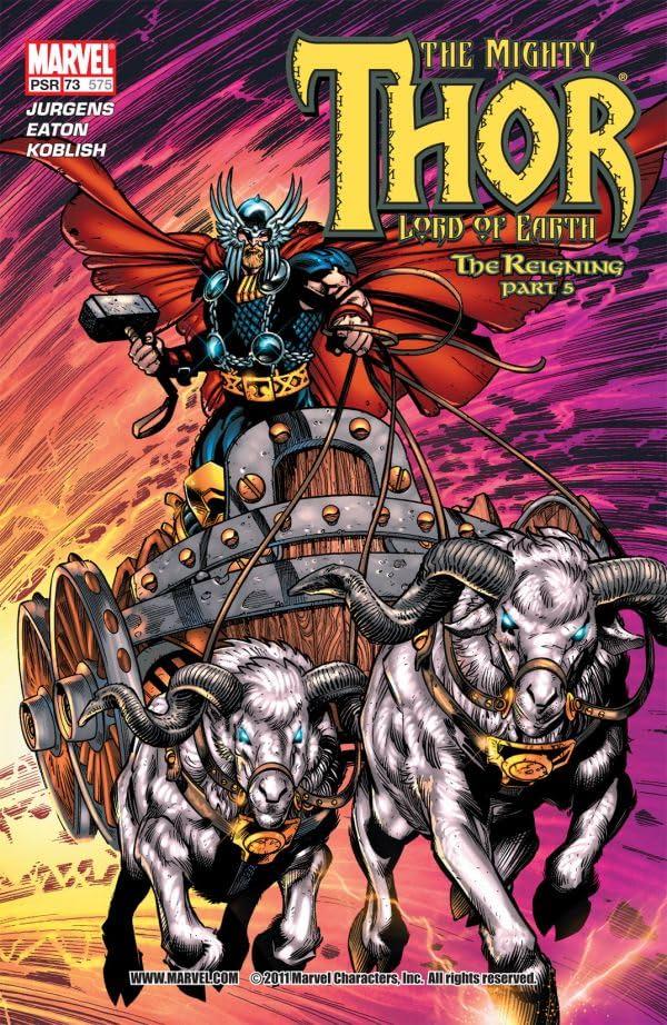 Thor (1998-2004) #73