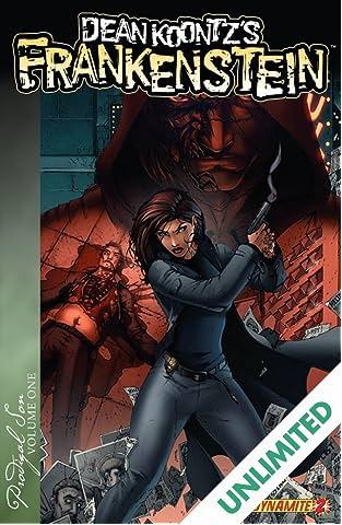 Dean Koontz's Frankenstein: Prodigal Son Vol. 1 #2 (of 5)