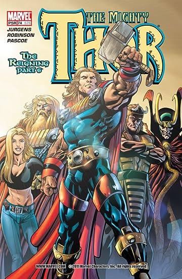 Thor (1998-2004) #74