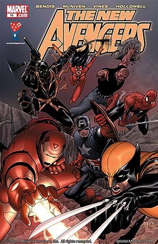 New Avengers (2004-2010) #16