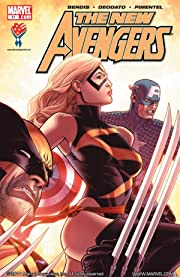 New Avengers (2004-2010) #17