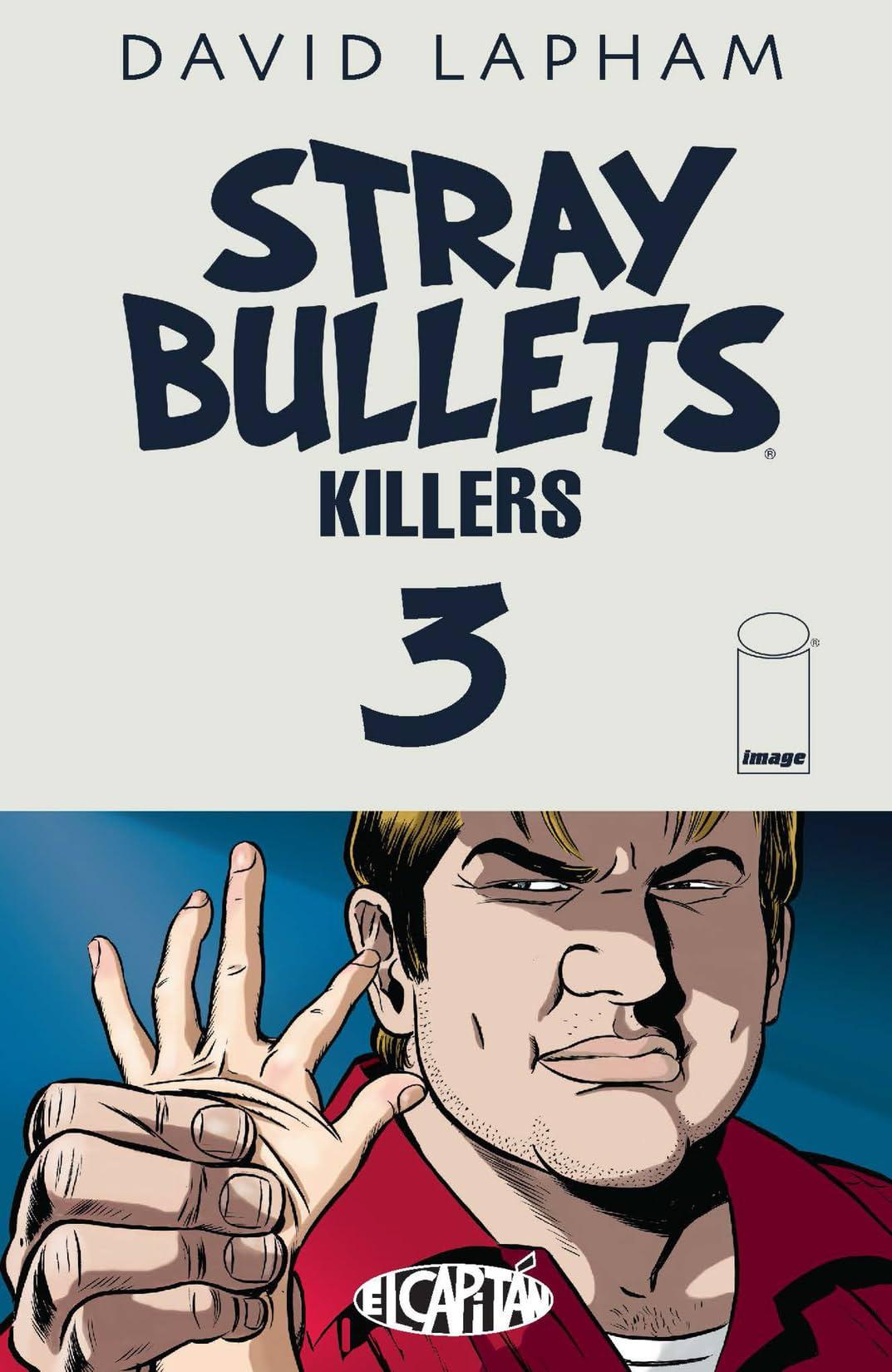 Stray Bullets: Killers #3