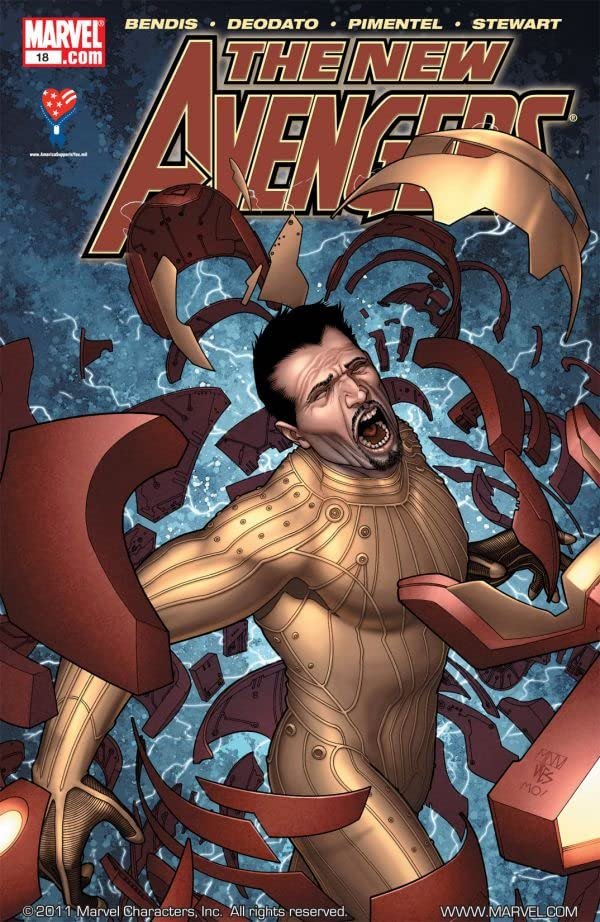 New Avengers (2004-2010) #18