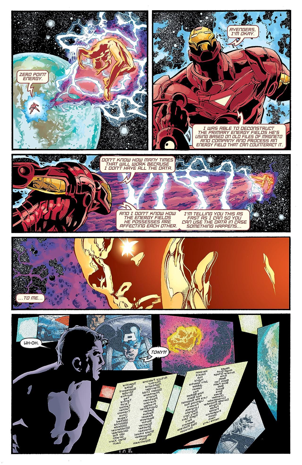 New Avengers (2004-2010) #19