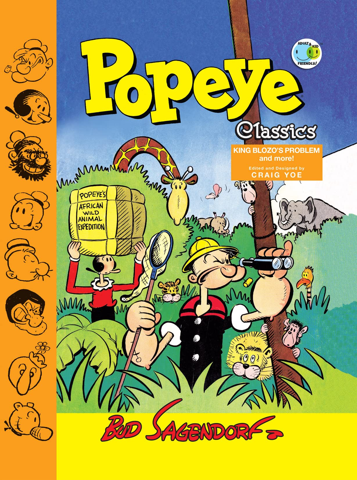 Popeye Classics Tome 4