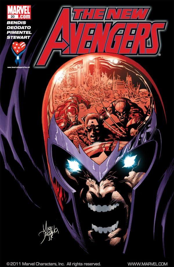 New Avengers (2004-2010) #20