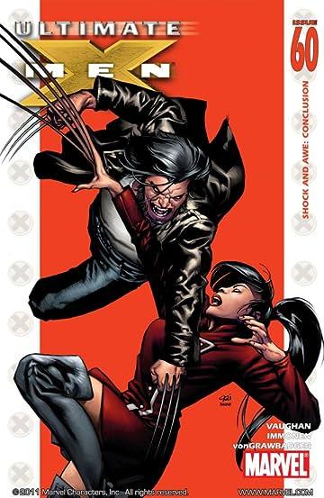 Ultimate X-Men #60