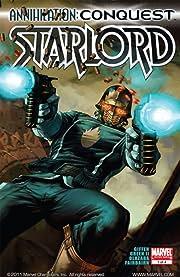 Annihilation: Conquest - Starlord #1