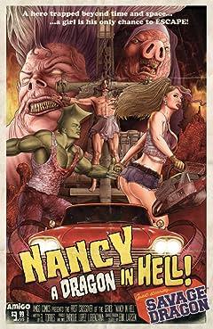 Nancy in Hell #1: A Dragon in Hell