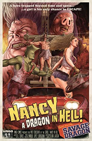 Nancy in Hell #1: A Dragon in Hell
